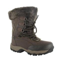 Women's Hi-Tec ST Moritz Lite 200 I Waterproof Boot Dark Chocolate/Taupe