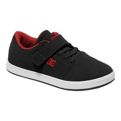 Boys' DC Shoes Crisis EV Black/Athletic Red
