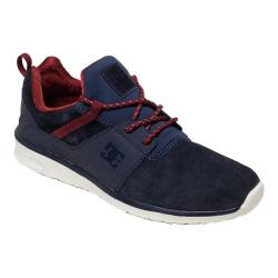Men's DC Shoes Heathrow LE Navy/Red