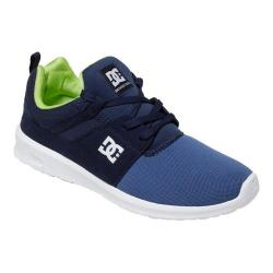 Men's DC Shoes Heathrow Blue/Blue/Green