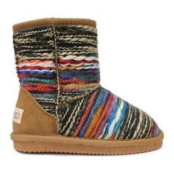 Girls' Lamo Juarez Boot Chestnut