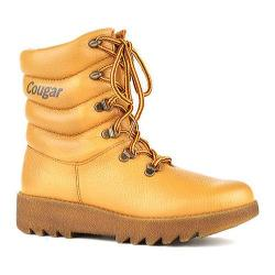 Women's Cougar 39068 Original Waterproof Boot Tan Bounty Leather