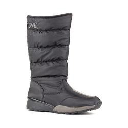 Women's Cougar Tizzy Waterproof Boot Black Sleek Nylon