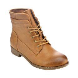 Women's L & C Elena-59 Ankle Boot Camel