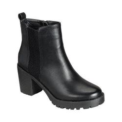 Women's L & C Nora-96 Ankle Boot Black