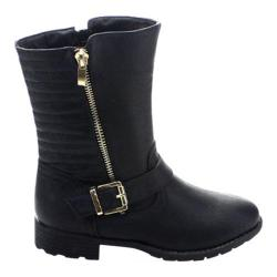 Girls' Westbuitti Betsie-1 Side Zip Boot Black
