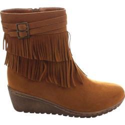 Women's Westbuitti Chantal-1 Ankle Boot Tan
