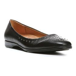 Women's Naturalizer Joana Slip-On Black Super Softy Leather