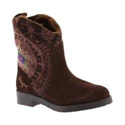 Women's Desigual Enzoi Pull On Boot Java