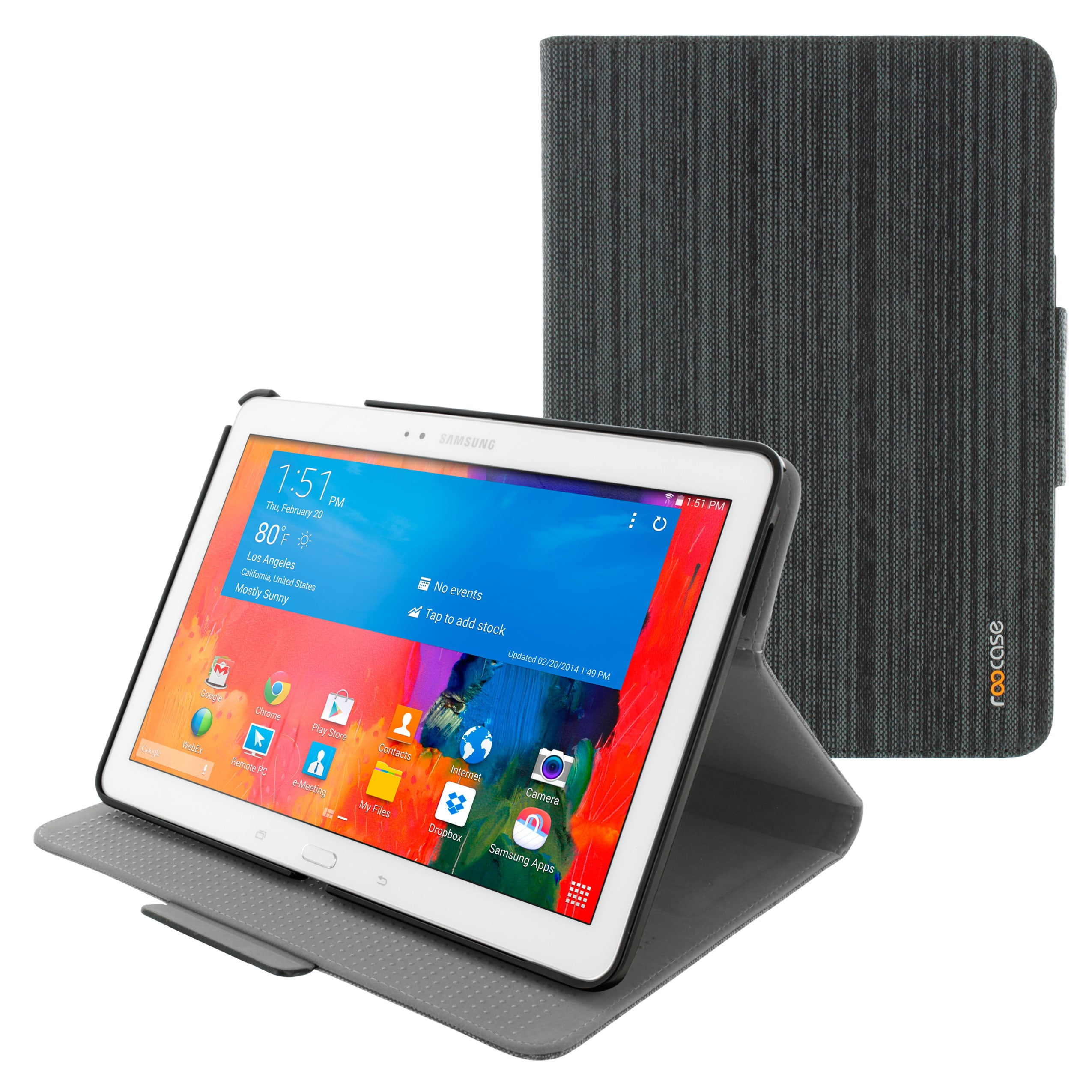 roocase Orb Folio Case for Samsung Galaxy Tab Pro 10.1