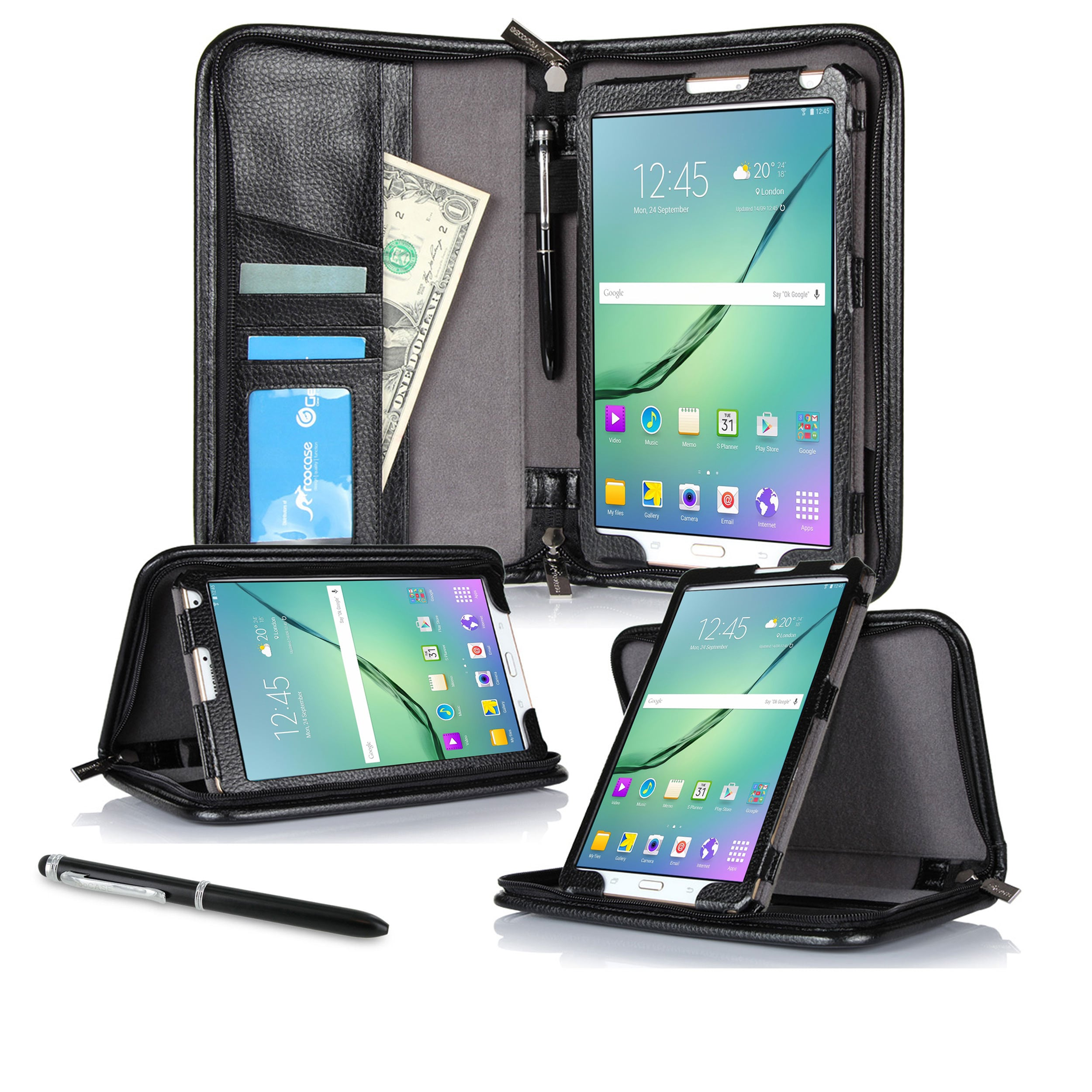 roocase Executive Case for Samsung Galaxy Tab S2 9.7