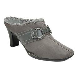 Women's A2 by Aerosoles Snapjack Mule Grey Fabric