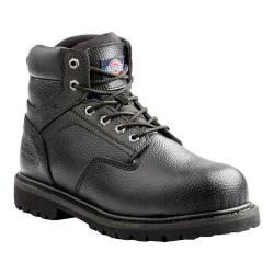 Men's Dickies Prowler 6in Work Boot Black Suede