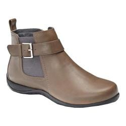 Women's Vionic with Orthaheel Technology Adrie Ankle Boot Taupe