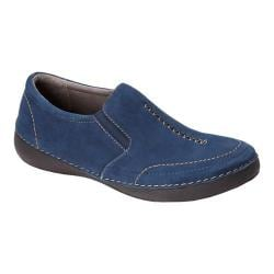 Women's Vionic with Orthaheel Technology Addison Slip On Navy