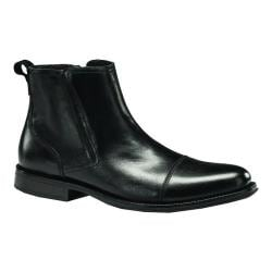 Men's Dockers Tuscany Asti Boot Black Polished Full Grain