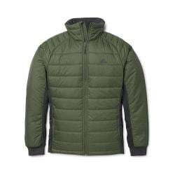 Men's High Sierra Molo Hybrid Jacket Moss Nylon