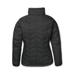 Women's High Sierra Ritter Insulated Jacket Black Nylon