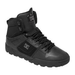 Men's DC Shoes Spartan High WR Boot Black/Black/Grey