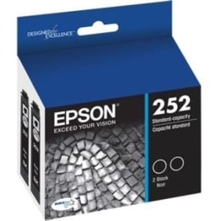 Epson DURABrite Ultra Ink T252 Original Ink Cartridge Multi-pack - Cy 13948266