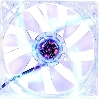 Thermaltake Pure 12 LED DC Fan- Blue