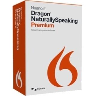 Nuance Dragon NaturallySpeaking v.13.0 Premium - 5 User