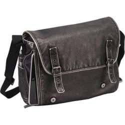 Goodhope P2576 The Mason Messenger Black