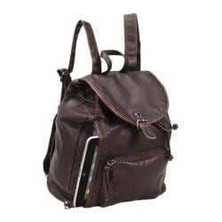 Goodhope P2575 The Mason Backpack Brown
