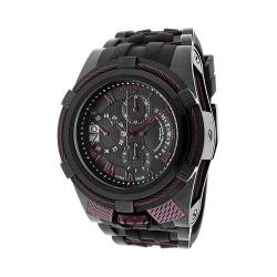 Men's Invicta Bolt 12678 Black/Brown Stainless Steel/Black