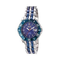 Men's Invicta Ceramic Automatic 7163 Blue/TT SS