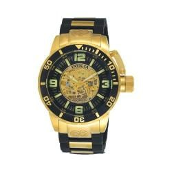 Men's Invicta Corduba Mechanical Dive TT 7268 Gold/TT Black GT