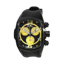 Invicta Lupah 14013 Black Polyurethane/Yellow