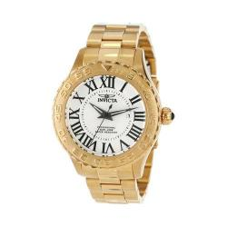 Men's Invicta Pro Diver 14379 Gold Steel/White