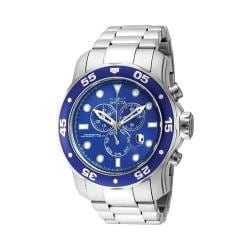 Men's Invicta Pro Diver 15082 Stainless Steel/Blue