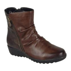 Women's Remonte D0274 Ankle Boot Teak/Antik