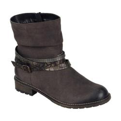 Women's Remonte R3354 Ankle Boot Bisam/Antik/Altgold