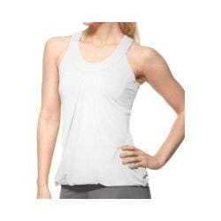 Women's Fila Illusion Draped Tank Top White