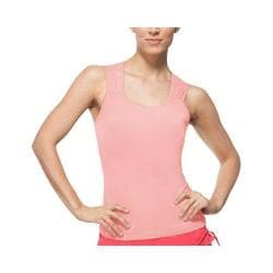 Women's Fila Illusion Sleeve Tank Top Peach Poise