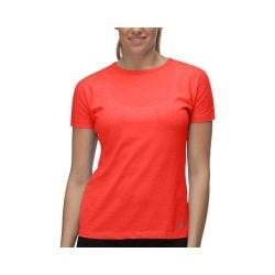 Women's Fila It's Tee Time Top Cherry Tomato/Cherry Tomato