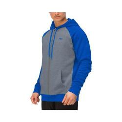 Men's Fila Onwards and Upwards Jacket Surf the Web Heather/Castlerock Heather