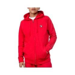 Men's Fila Zip Hoody Chinese Red/White/Peacoat