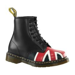 Dr. Martens 1460 8-Eye Boot Union Jack/Black Smooth