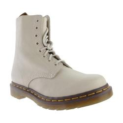 Women's Dr. Martens Pascal 8-Eye Boot Ivory Virginia