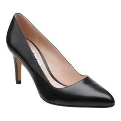Women's Clarks Dalhart Sorbet Black Leather