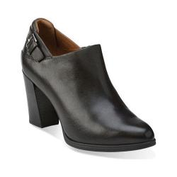 Women's Clarks Kadri Dylan Bootie Black Leather