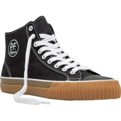 PF Flyers Center Hi Black/Gum Canvas