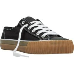 PF Flyers Center Lo Black/Gum Canvas