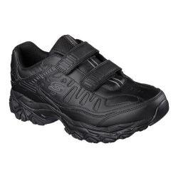 Men's Skechers After Burn Memory Fit Final Cut Walking Shoe Black
