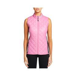 Women's Skechers Arctic Quilted Vest Pink