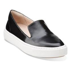 Women's Clarks Coll Island Slip-On Black Leather